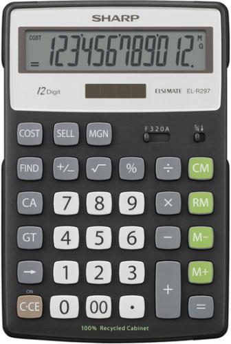 Table Calculator SHARP EL-R297